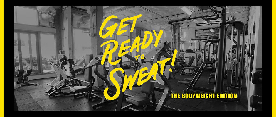 Get Ready To Sweat