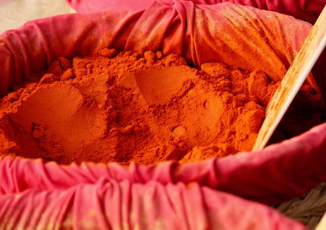 Spices, Granada, Spain