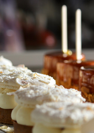 Pastries, Millstone Patisserie, Melbourne, Australia