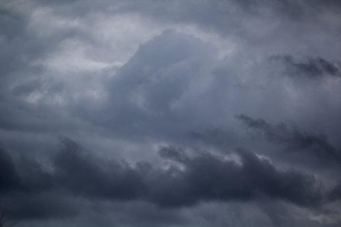 Clouds Cloudscape Fine Art Print Noosa Cloudscape 01