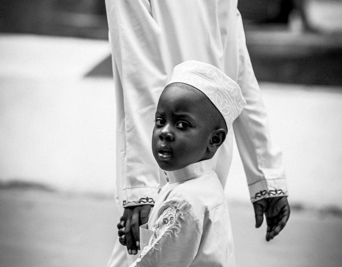 Commended - Documentary category - Children of Stone Town (portfolio)