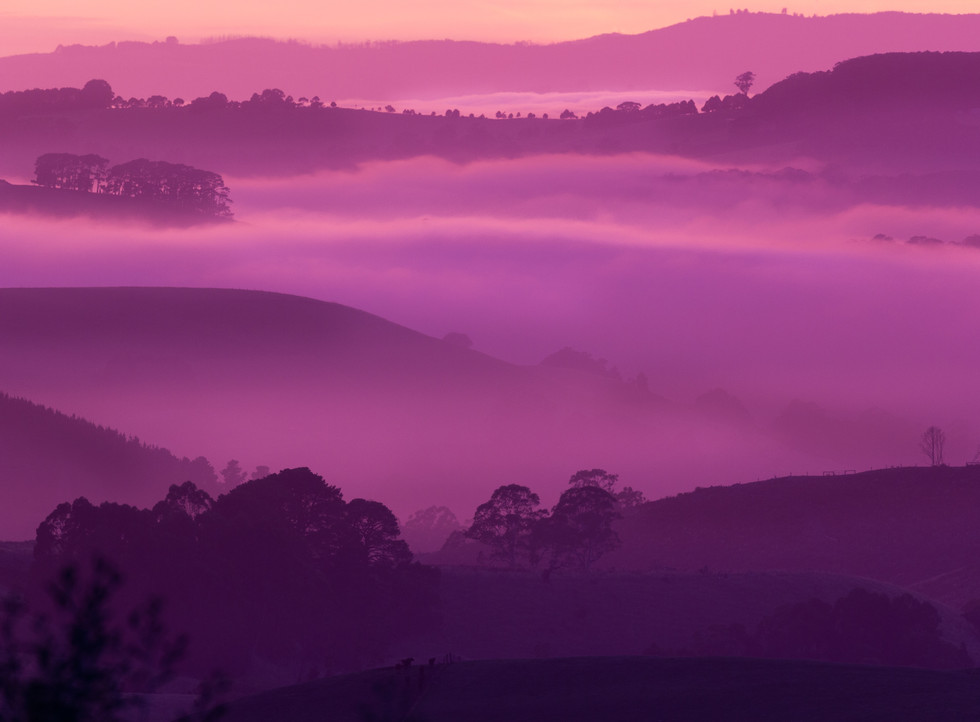 Nominee in Nature category - Daybreak at Trida