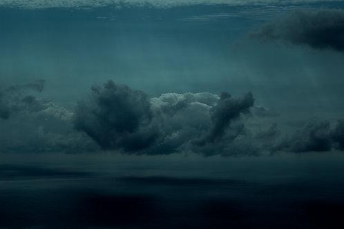 Cloudscape Fine Art Photography Marbella Cloudscape 04 Underwater Artwork