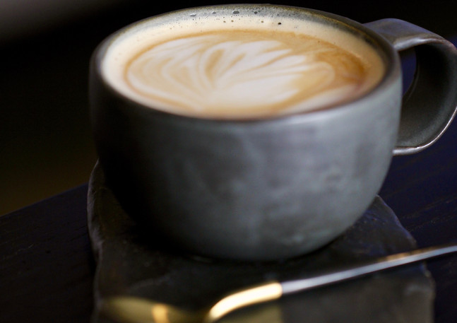 Coffee at Jackalope, Mornington Penninsula, Victoria, Australia