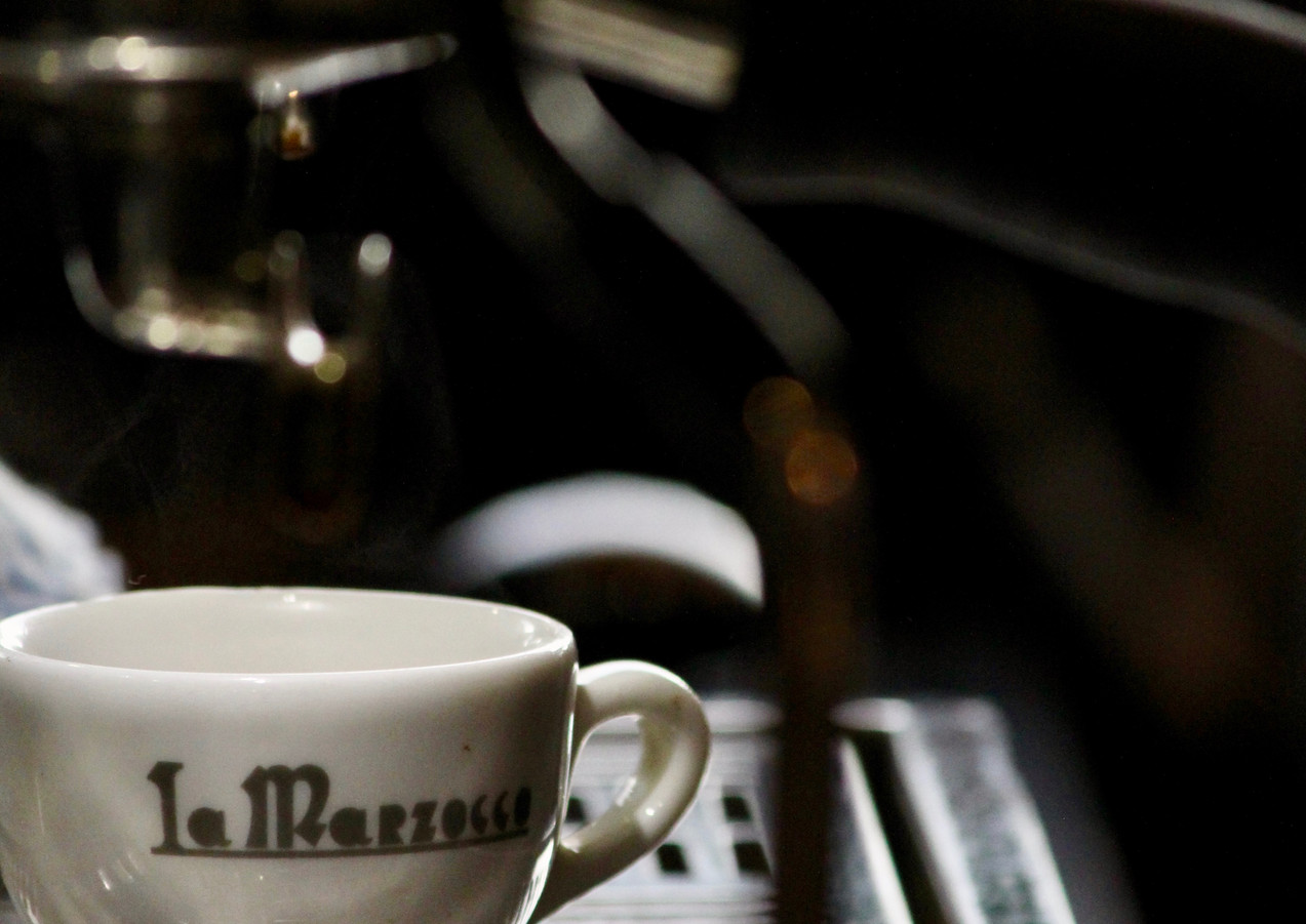Coffee making, Millstone, Melbourne, Australia