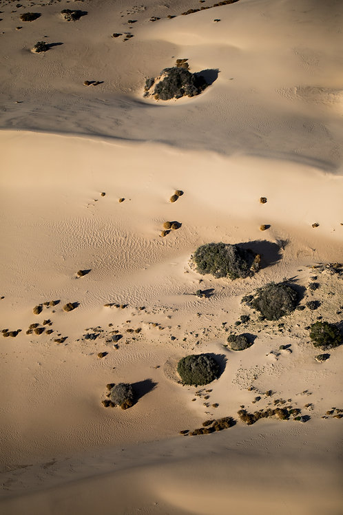 Lake Mungo 07, Aerial Photography, Landscape, Abstract