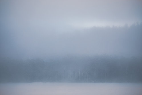 Lake series, landscape, landscape photography, blue, dreamy, calm