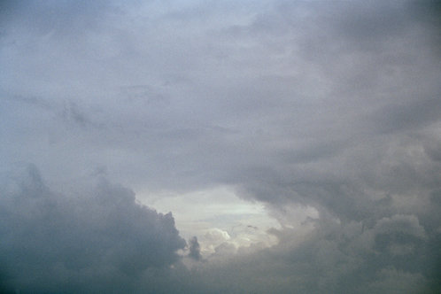 Cloudscape, Grey, Heavens Above Grasse, Fine Art Photography