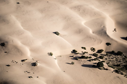 Lake Mungo 02, Aerial Photography, Landscape, Abstract