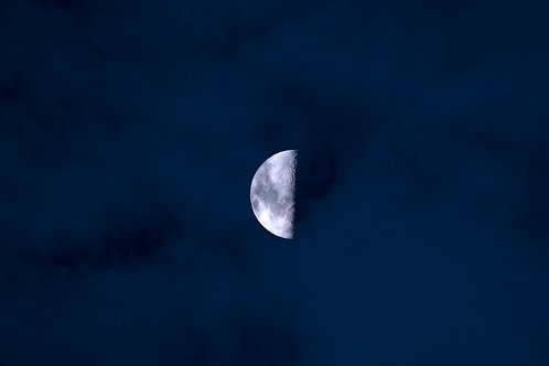 Moonscape Fine Art Photography Moon Artwork