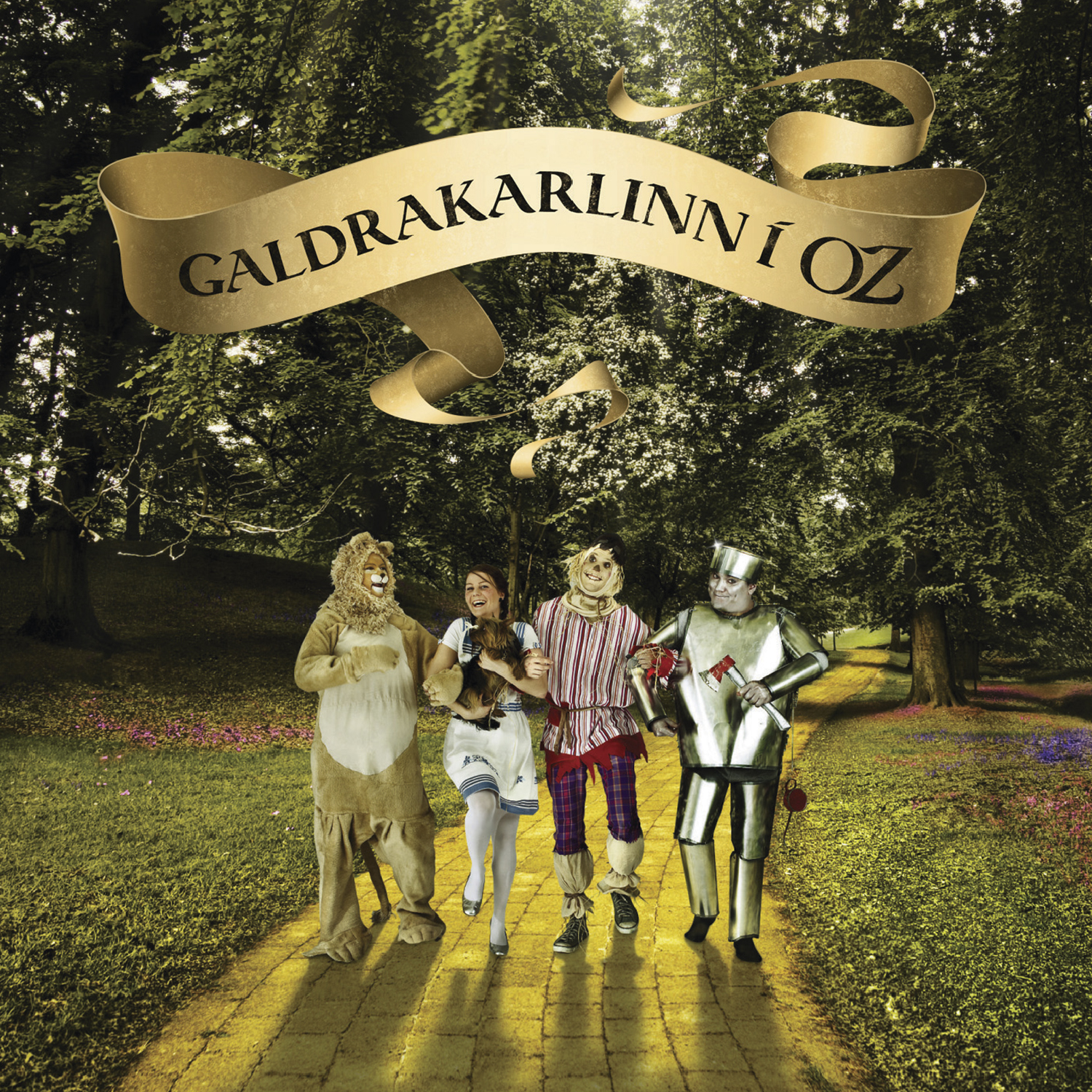 GALDRAKARLINN Í OZ (2008 og 2018)