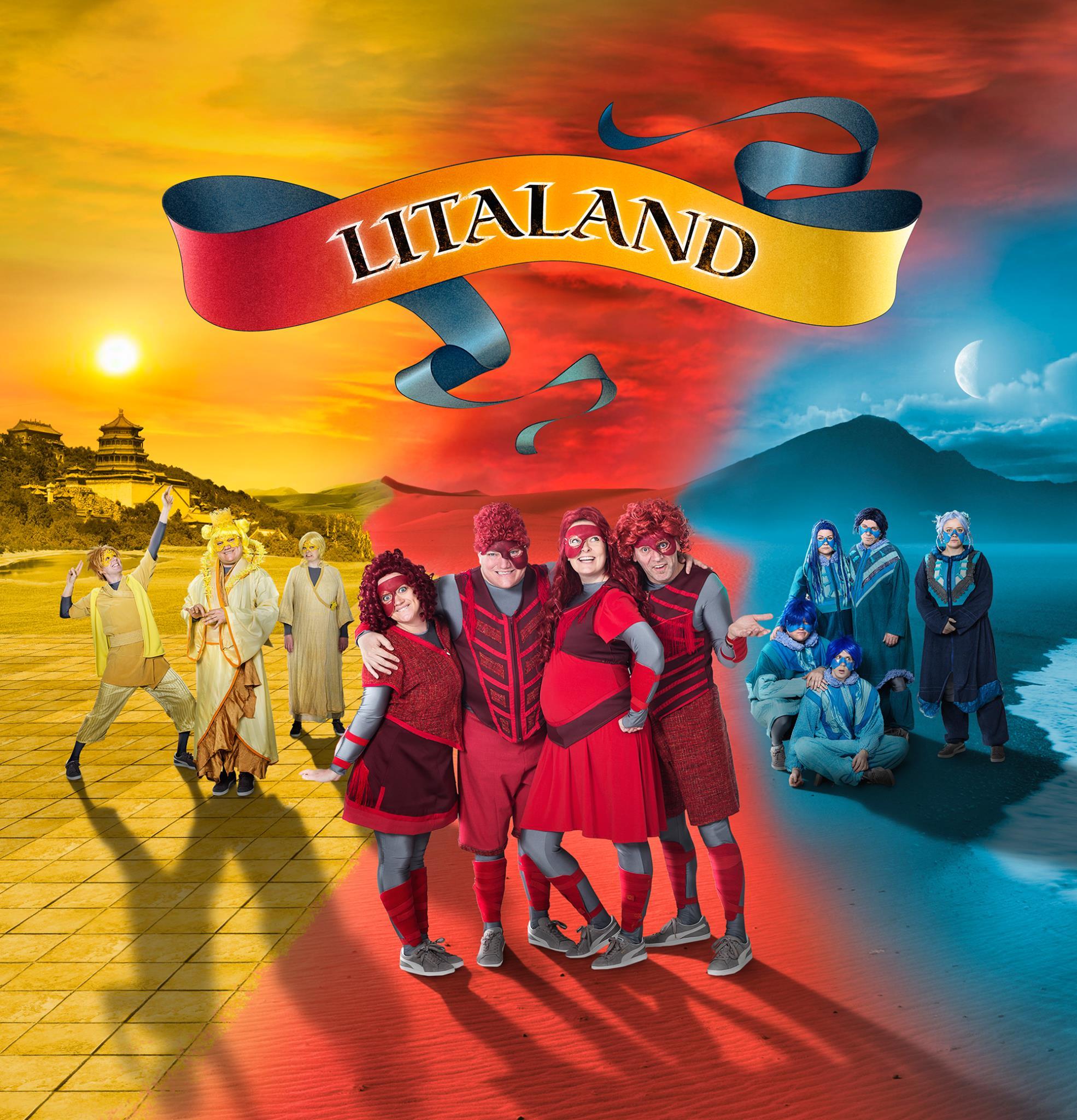 LITALAND (2016)