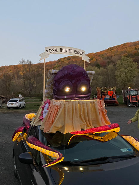 The Grand Marshal Float