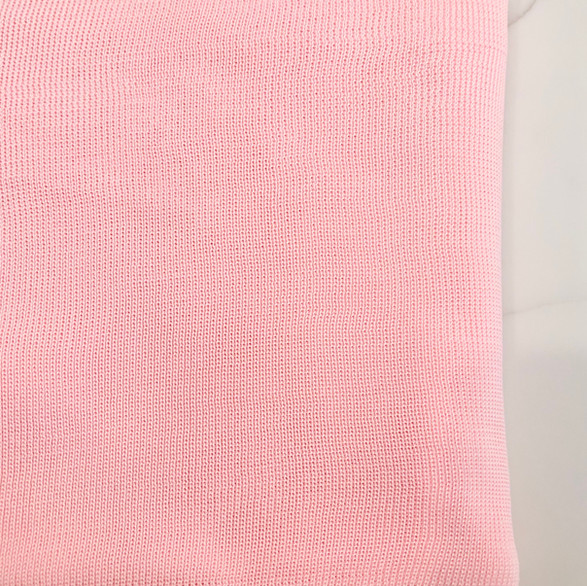 1x1 Ribbed Knit Fabric