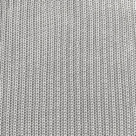 2x2 Ribbed Knit