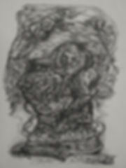 13. Bust of Man