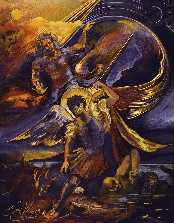 12. La Alegoría de la Conciencia Divina