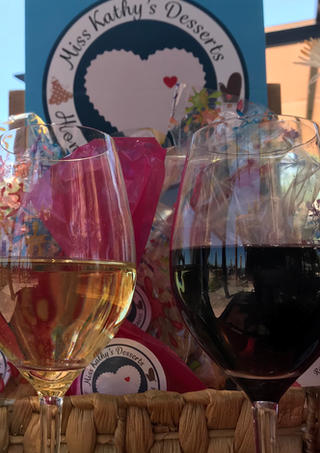 Bitner Wine & Desserts; a perfect pairing