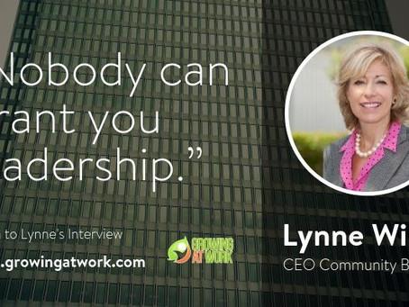 Lynne Wines – Developing Subordinates Even Through Struggle