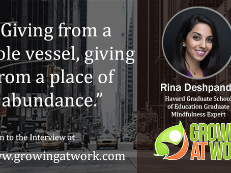 Rina Deshpande – Reflections From Plum Village, A Journey Into Mindfulness and Self-Compassion