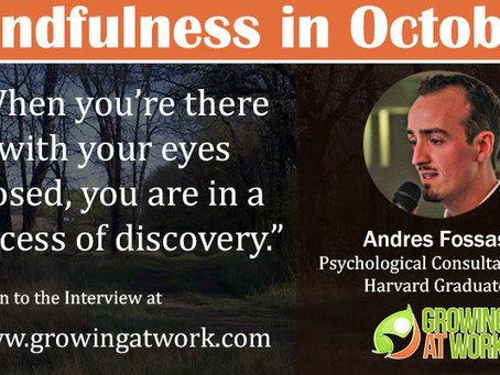 Andres Fossas – The Challenges of Finding Your Authentic-Self, and the Benefits of Leading as You