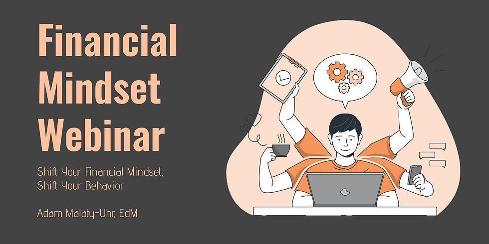 Financial Mindset Webinar