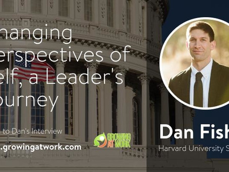 Dan Fisher – The Developing of a Leader