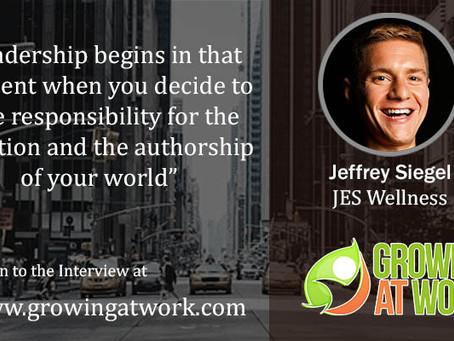 Jeffrey Siegel – Mindfulness and Post Traumatic Growth