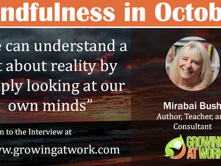 Mirabai Bush – Mindfulness from India to Google