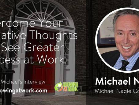 Michael Nagle – Overcoming Your Negative Thoughts and Voices