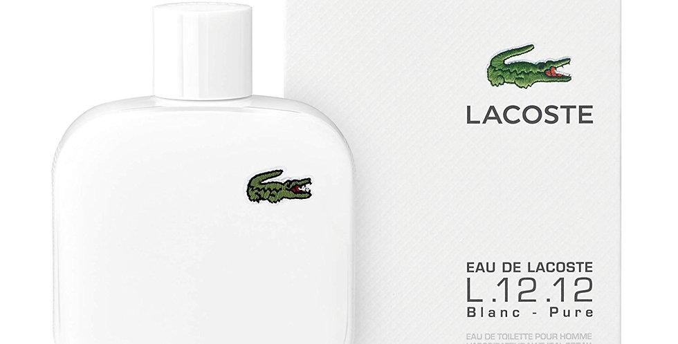 Lacoste Blanc Pure EDT Spray