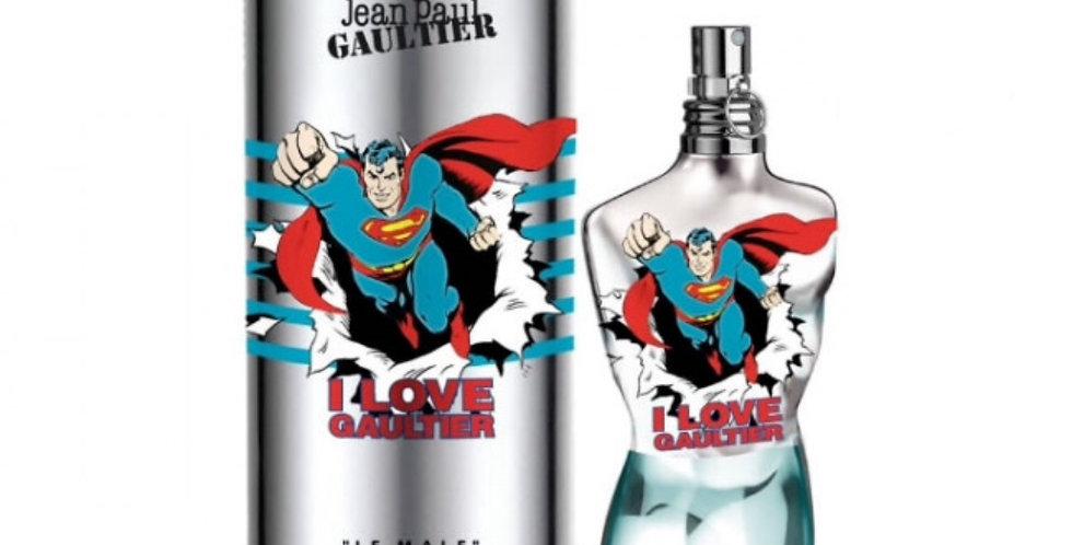Jean Paul Gaultier Le Male Superman EDT Spray