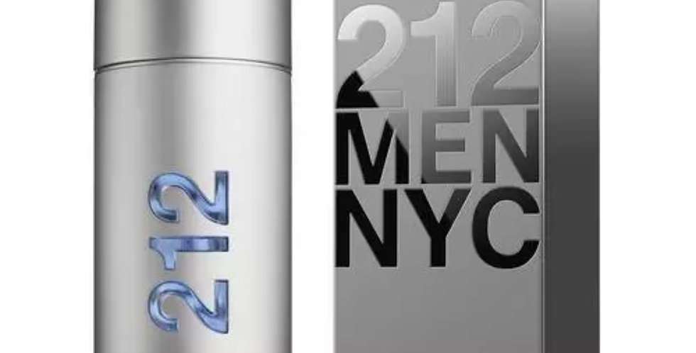 Carolina Herrera 212 NYC Men EDT Spray