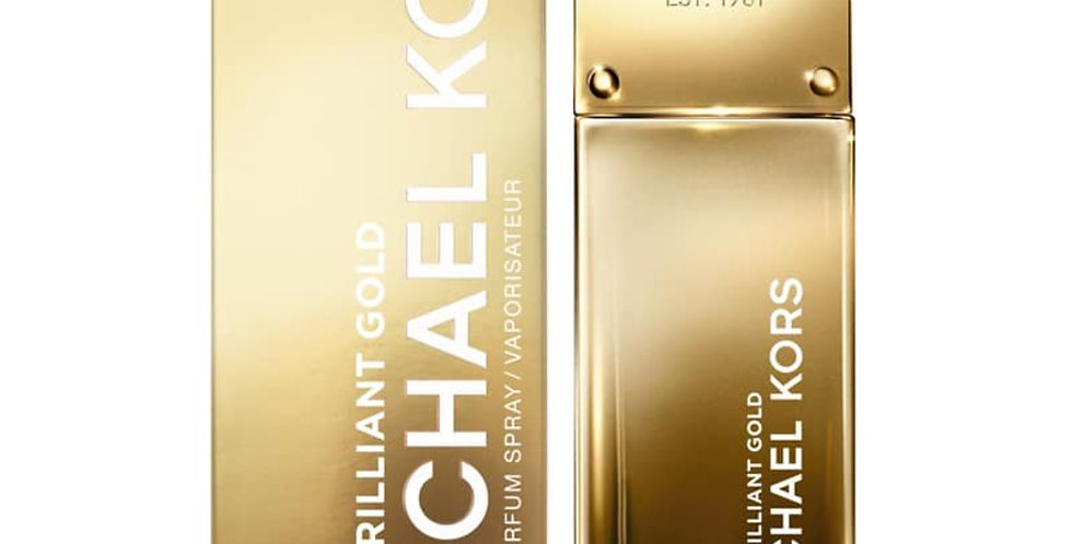 Michael Kors 24k Brilliant Gold EDP Spray