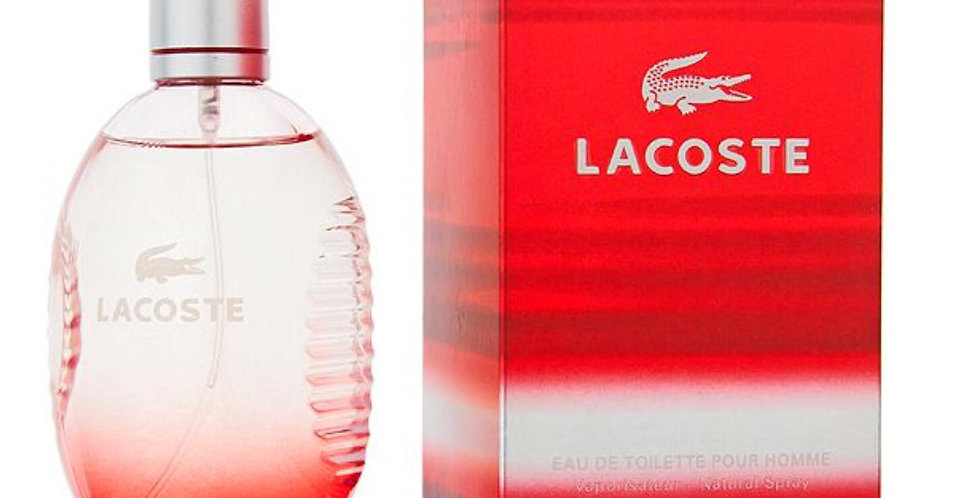 Lacoste Red (Style In Play) EDT Spray