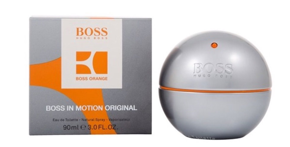 Hugo Boss In Motion EDT Spray