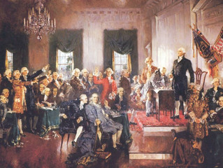 Our Founding Fathers Understood Change Management