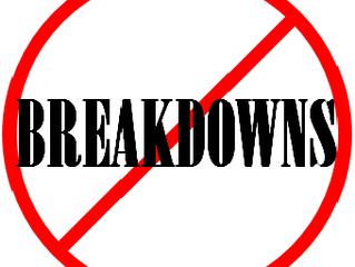 Reliability = Zero Breakdowns