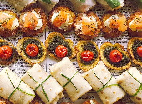 Best Finger Food Catering Ideas