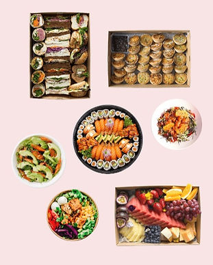 catering company sydney melbourne