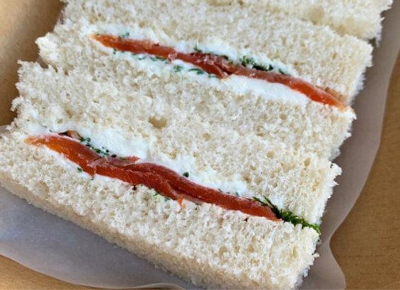 Finger Sandwiches (3 Piece) Pack