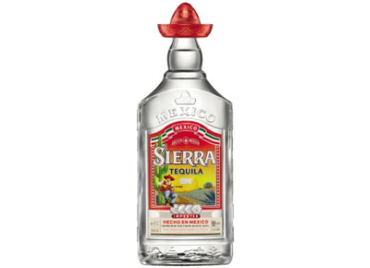 Sierra Tequila Silver - 700mL
