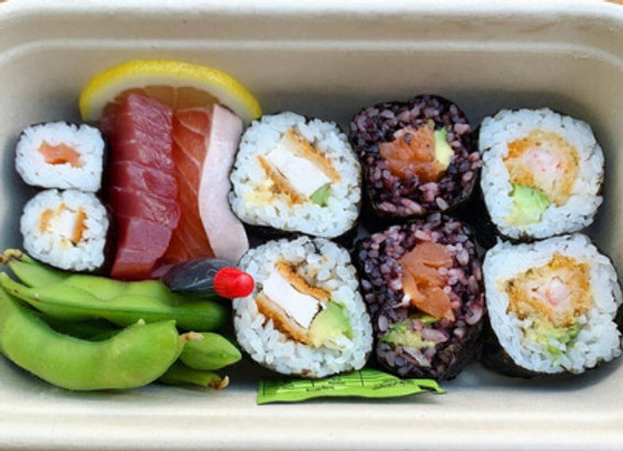 Sushi & Sashimi Pack