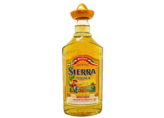 Sierra Tequila Reposado - 700mL