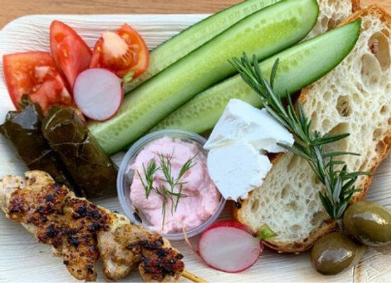Mediterranean Grazing Plate