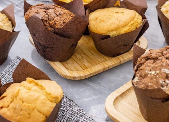 Assorted Muffins (V)
