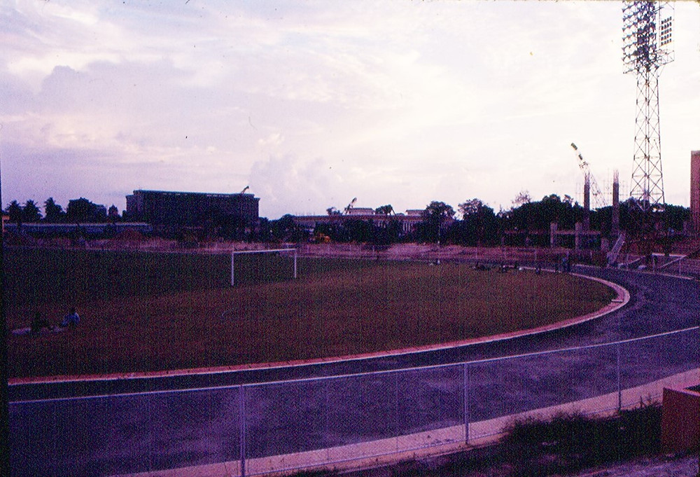 CHANDRASEKHARAN NAIR STADIUM GALLERY