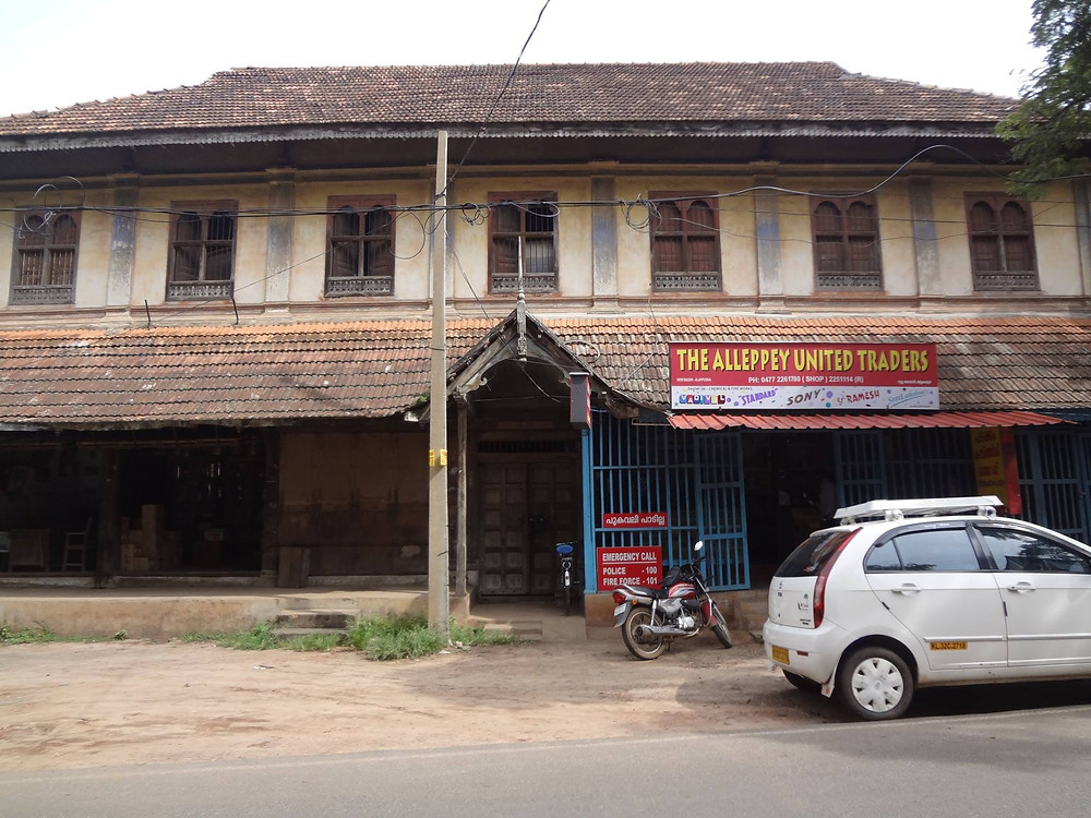 THE STUDY ON ALLEPPEY Heritage