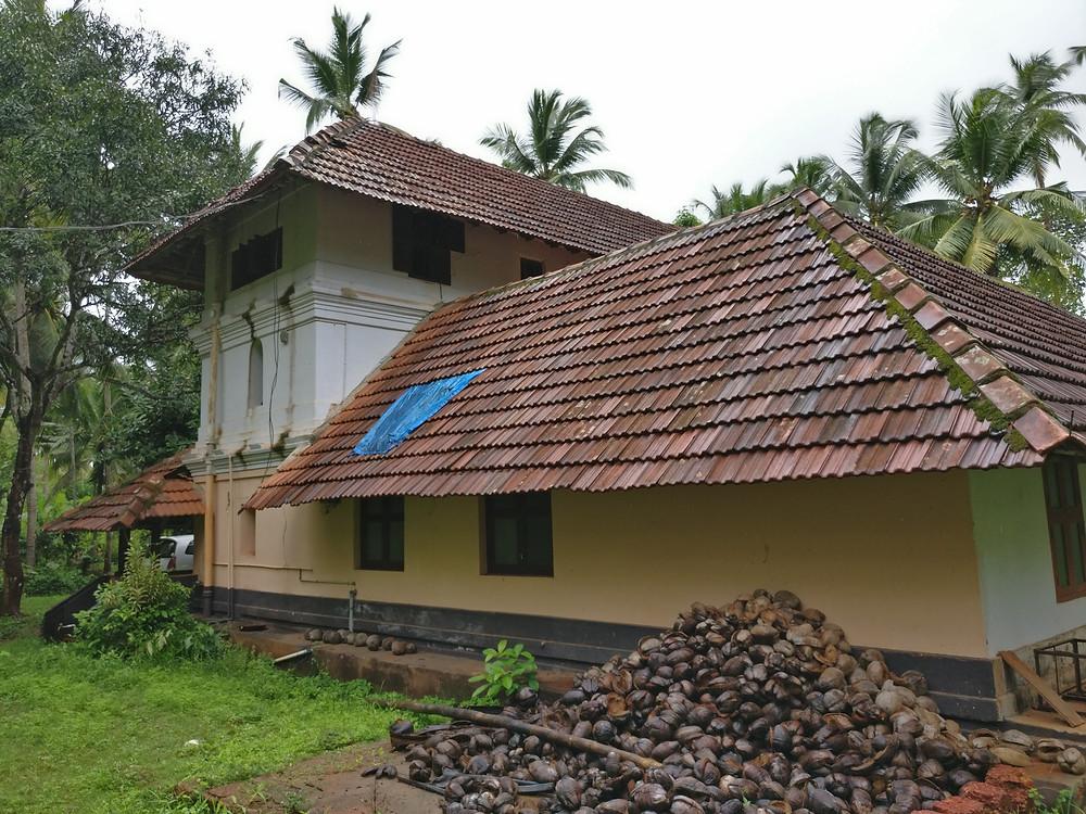 Nampoothiri House in Malappuram District