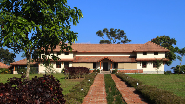 Huilekere House, Coorg